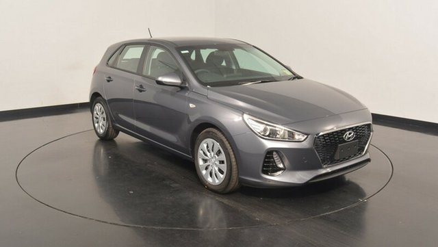 New Hyundai i30 PD MY18 Go, 2017 Hyundai i30 PD MY18 Go Iron Grey 6 Speed Sports Automatic Hatchback