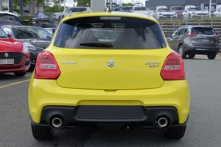 2018 Suzuki Swift AZ Sport Champion Yellow 6 Speed Sports Automatic Hatchback