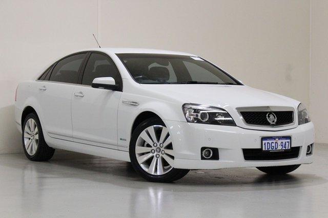 Used Holden Caprice WM MY09.5 , 2009 Holden Caprice WM MY09.5 White 6 Speed Auto Active Sequential Sedan