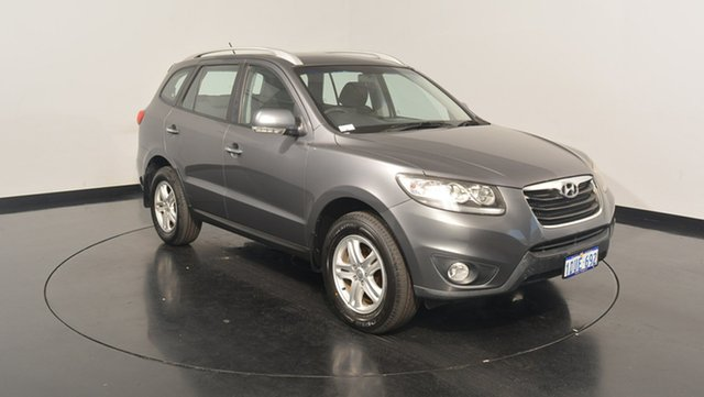 Used Hyundai Santa Fe CM MY11 Elite, 2011 Hyundai Santa Fe CM MY11 Elite Grey 6 Speed Sports Automatic Wagon