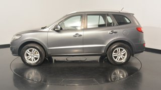 2011 Hyundai Santa Fe CM MY11 Elite Grey 6 Speed Sports Automatic Wagon.