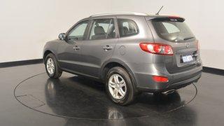 2011 Hyundai Santa Fe CM MY10 Elite Grey 6 Speed Sports Automatic Wagon.