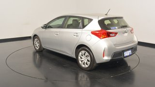 2015 Toyota Corolla ZRE182R Ascent S-CVT Silver 7 Speed Constant Variable Hatchback.