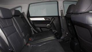 2011 Honda CR-V RE MY2011 Luxury 4WD Blue 5 Speed Automatic Wagon