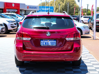 2015 Holden Cruze JH Series II MY15 CD Sportwagon Velvet Red 6 Speed Sports Automatic Wagon