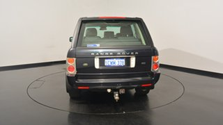 2003 Land Rover Range Rover L322 03MY HSE Black 5 Speed Automatic Wagon