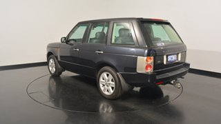 2003 Land Rover Range Rover L322 03MY HSE Black 5 Speed Automatic Wagon.