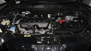 2012 Nissan Dualis J107 Series 3 MY12 +2 Hatch X-tronic 2WD ST Nightshade 6 Speed Constant Variable