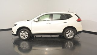 2016 Nissan X-Trail T32 ST X-tronic 2WD White 7 Speed Constant Variable Wagon.