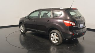 2012 Nissan Dualis J107 Series 3 MY12 +2 Hatch X-tronic 2WD ST Nightshade 6 Speed Constant Variable.