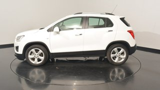 2015 Holden Trax TJ MY16 LTZ White 6 Speed Automatic Wagon.