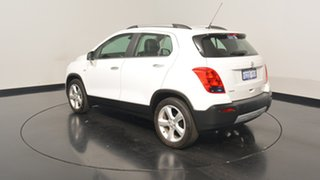 2015 Holden Trax TJ MY16 LTZ White 6 Speed Automatic Wagon