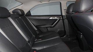 2010 Kia Cerato TD MY10 SLi Black 5 Speed Manual Sedan