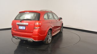 2016 Holden Captiva CG MY16 LTZ AWD Velvet Red 6 Speed Sports Automatic Wagon