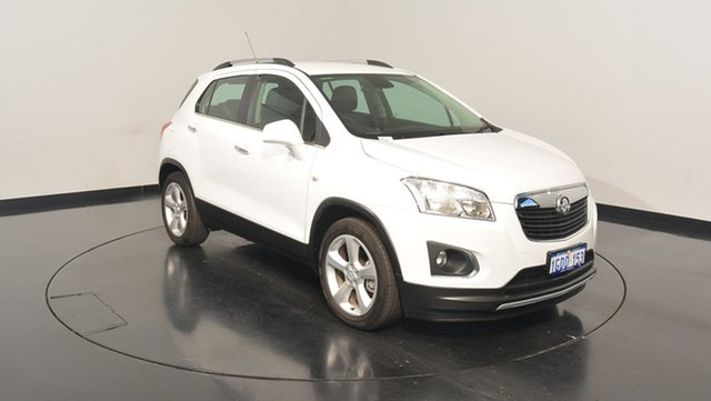 Used Holden Trax TJ MY16 LTZ, 2015 Holden Trax TJ MY16 LTZ White 6 Speed Automatic Wagon