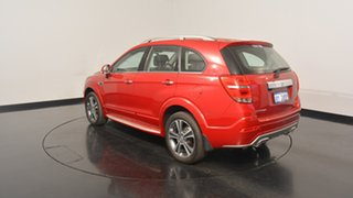 2016 Holden Captiva CG MY16 LTZ AWD Velvet Red 6 Speed Sports Automatic Wagon.