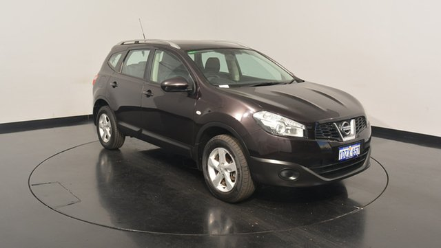 Used Nissan Dualis J107 Series 3 MY12 +2 Hatch X-tronic 2WD ST, 2012 Nissan Dualis J107 Series 3 MY12 +2 Hatch X-tronic 2WD ST Nightshade 6 Speed Constant Variable