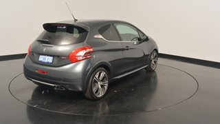 2014 Peugeot 208 A9 MY14 GTi Grey 6 Speed Manual Hatchback