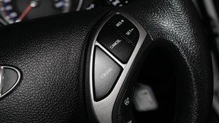 2013 Hyundai i30 GD Active Creamy White 6 Speed Sports Automatic Hatchback