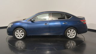 2014 Nissan Pulsar B17 TI Blue 1 Speed Constant Variable Sedan.