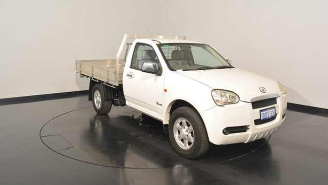 Used Great Wall V240 K2 , 2011 Great Wall V240 K2 White 5 Speed Manual Cab Chassis