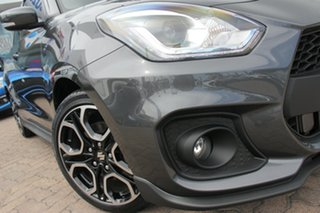 2020 Suzuki Swift AZ Sport Mineral Grey 6 Speed Sports Automatic Hatchback.