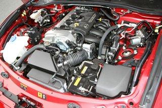 2020 Mazda MX-5 ND RF SKYACTIV-MT Soul Red Crystal 6 Speed Manual Targa