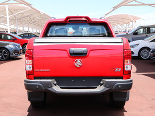 2017 Holden Colorado RG MY18 Z71 Pickup Crew Cab Absolute Red 6 Speed Sports Automatic Utility