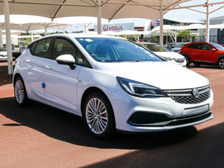 2017 Holden Astra BK MY17 R+ Summit White 6 Speed Sports Automatic Hatchback.