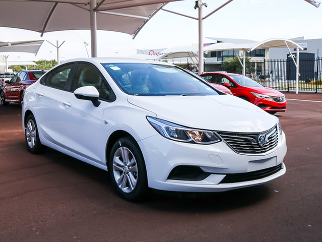 Used Holden Astra BL MY17 LS, 2017 Holden Astra BL MY17 LS Summit White 6 Speed Sports Automatic Sedan