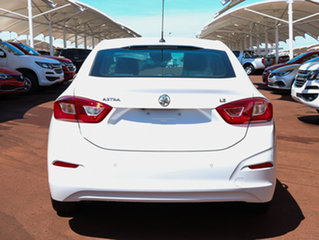 2017 Holden Astra BL MY17 LS+ Summit White 6 Speed Sports Automatic Sedan