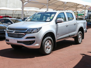 2017 Holden Colorado RG MY18 LS Pickup Crew Cab Nitrate 6 Speed Sports Automatic Utility.