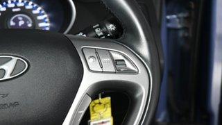 2014 Hyundai ix35 LM3 MY14 Trophy AWD Blue 6 Speed Sports Automatic Wagon