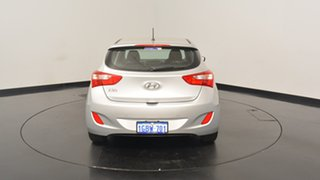 2016 Hyundai i30 GD4 Series II MY17 Active Platinum Silver Metallic 6 Speed Sports Automatic