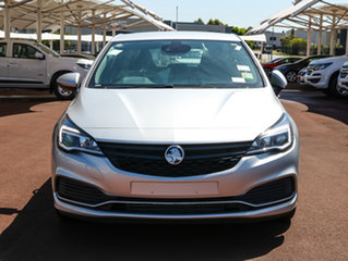 2017 Holden Astra BK MY17 R+ Nitrate 6 Speed Sports Automatic Hatchback.