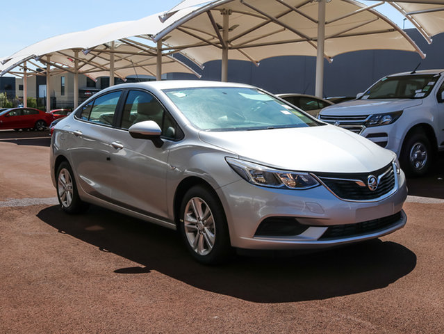 Used Holden Astra BL MY17 LS, 2017 Holden Astra BL MY17 LS Nitrate 6 Speed Sports Automatic Sedan