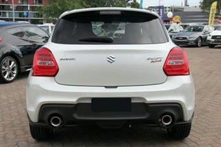 2020 Suzuki Swift AZ Sport Pure White 6 Speed Manual Hatchback