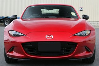 2020 Mazda MX-5 ND RF SKYACTIV-MT Soul Red Crystal 6 Speed Manual Targa