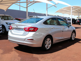 2017 Holden Astra BL MY17 LS Nitrate 6 Speed Sports Automatic Sedan