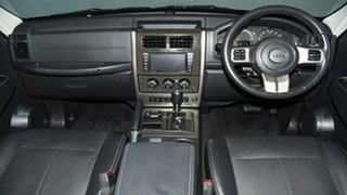 2012 Jeep Cherokee KK MY12 Limited Black 4 Speed Automatic Wagon