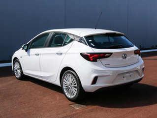 2017 Holden Astra BK MY17 R+ Summit White 6 Speed Sports Automatic Hatchback