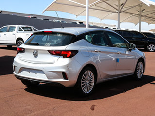 2017 Holden Astra BK MY17 R+ Nitrate 6 Speed Sports Automatic Hatchback
