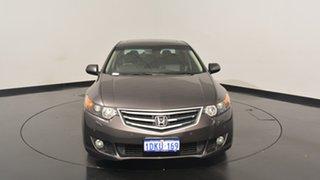 2010 Honda Accord Euro CU MY11 Luxury Grey 5 Speed Automatic Sedan