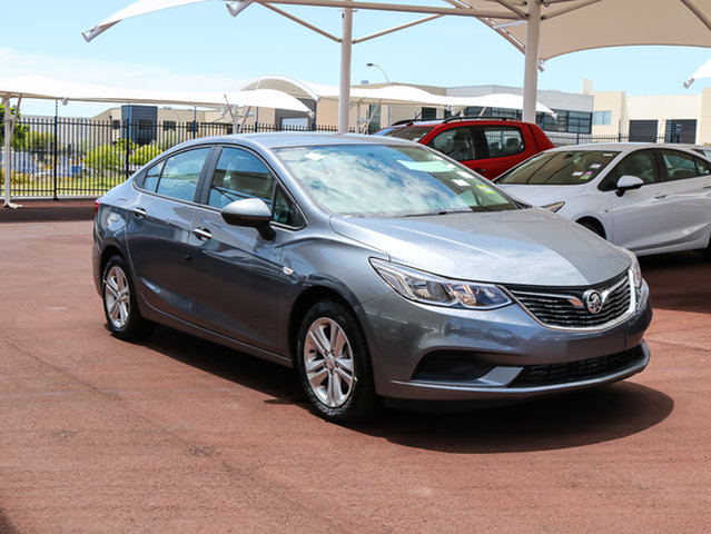 Used Holden Astra BL MY17 LS, 2017 Holden Astra BL MY17 LS Satin Steel Grey 6 Speed Sports Automatic Sedan