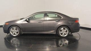 2010 Honda Accord Euro CU MY11 Luxury Grey 5 Speed Automatic Sedan.