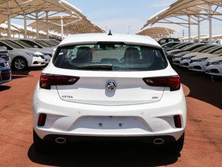 2017 Holden Astra BK MY17 RS-V Summit White 6 Speed Sports Automatic Hatchback