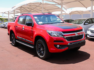 2017 Holden Colorado RG MY18 Z71 Pickup Crew Cab Absolute Red 6 Speed Sports Automatic Utility.