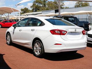 2017 Holden Astra BL MY17 LS Summit White 6 Speed Sports Automatic Sedan