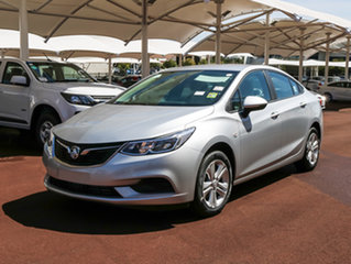 2017 Holden Astra BL MY17 LS Nitrate 6 Speed Sports Automatic Sedan.