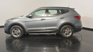 2017 Hyundai Santa Fe DM3 MY17 Active Titanium Silver 6 Speed Sports Automatic Wagon.